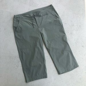 Columbia Olive Green Anytime Outdoor Bermuda Short